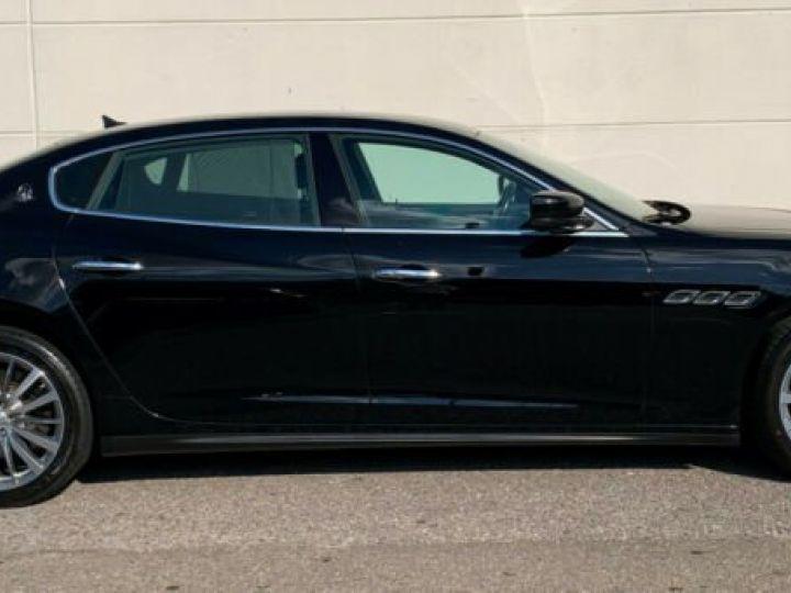Maserati Quattroporte # Inclus Carte Grise, Malus écolo et livraison à votre domicile # Noir Peinture métallisée - 5