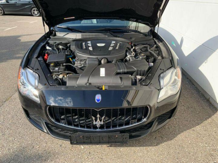 Maserati Quattroporte # Inclus Carte Grise, Malus écolo et livraison à votre domicile # Noir Peinture métallisée - 7