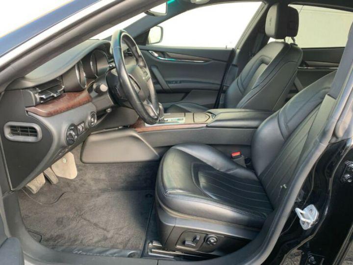 Maserati Quattroporte # Inclus Carte Grise, Malus écolo et livraison à votre domicile # Noir Peinture métallisée - 9