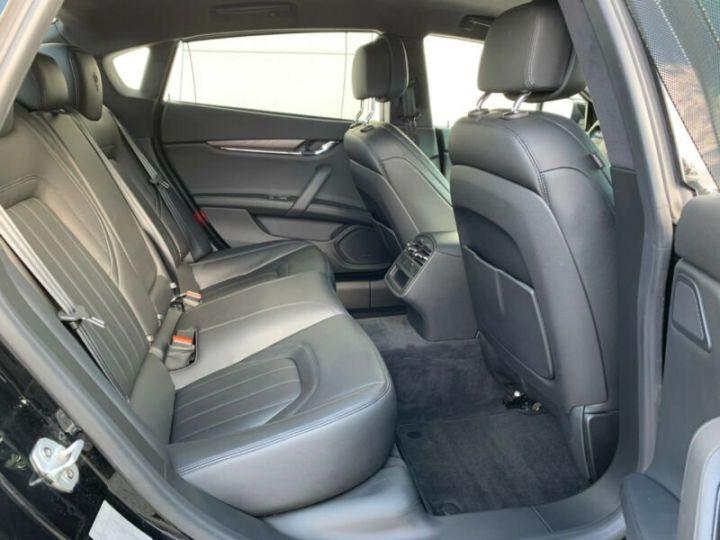 Maserati Quattroporte # Inclus Carte Grise, Malus écolo et livraison à votre domicile # Noir Peinture métallisée - 10