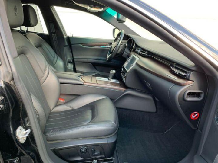 Maserati Quattroporte # Inclus Carte Grise, Malus écolo et livraison à votre domicile # Noir Peinture métallisée - 11
