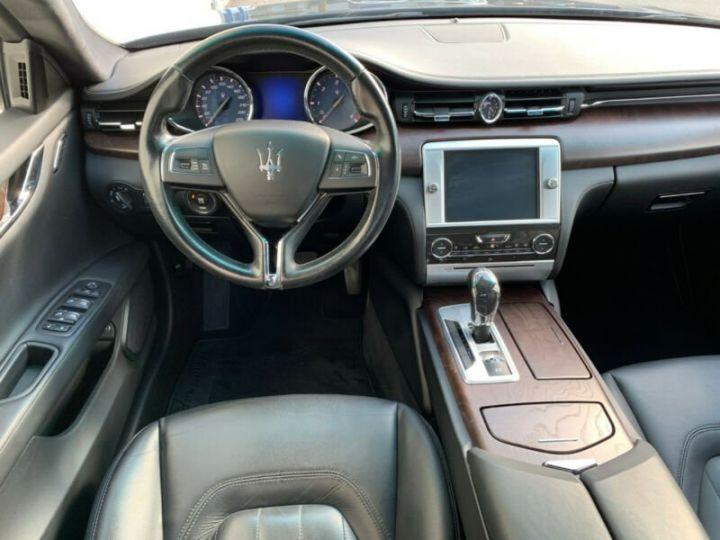 Maserati Quattroporte # Inclus Carte Grise, Malus écolo et livraison à votre domicile # Noir Peinture métallisée - 13