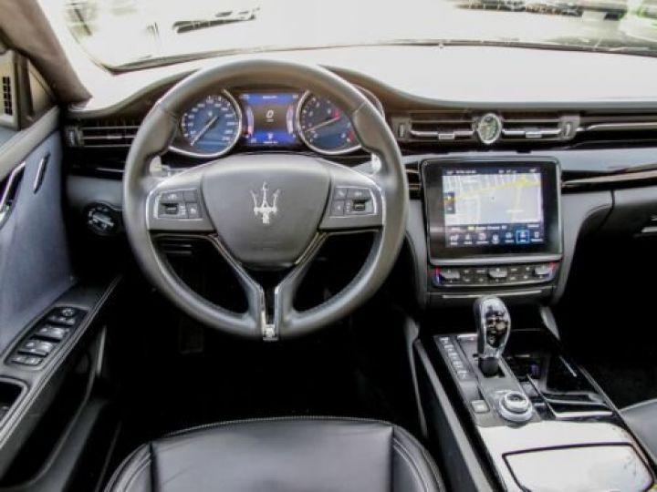 Maserati Quattroporte Maserati Quattroporte SQ 4 GranSport 316 kW (430 Ch DIN)  noire - 2