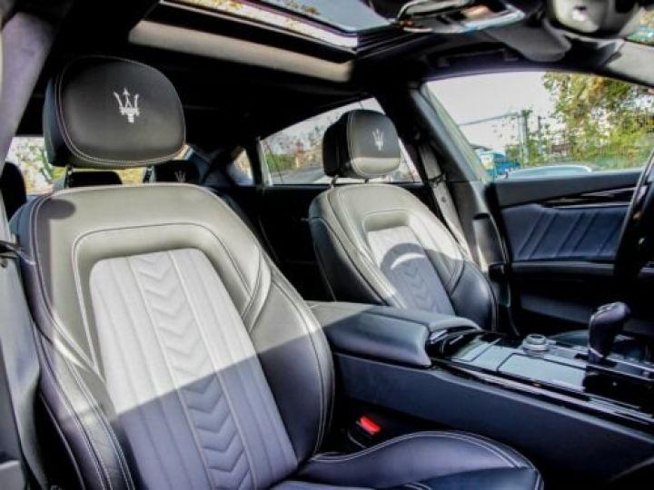 Maserati Quattroporte Maserati Quattroporte SQ 4 GranSport 316 kW (430 Ch DIN)  noire - 6