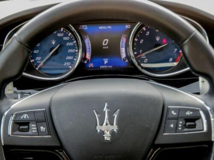 Maserati Quattroporte Maserati Quattroporte SQ 4 GranSport 316 kW (430 Ch DIN)  noire - 8