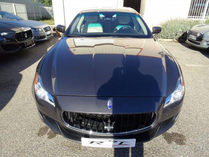 Maserati Quattroporte S Q4 410ps BVA / Jtes 20  PDC + Camera Echap sport  Bixenon  gris maratea met - 4