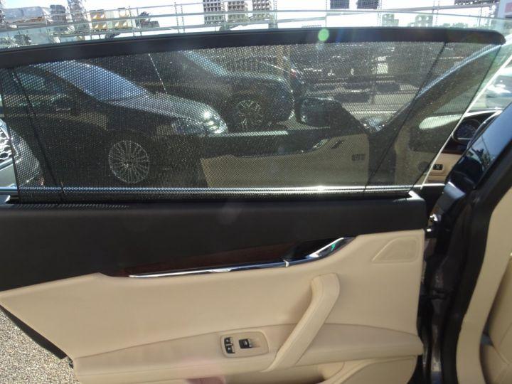 Maserati Quattroporte S Q4 410ps BVA / Jtes 20  PDC + Camera Echap sport  Bixenon  gris maratea met - 19