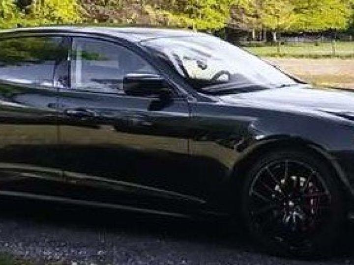 Maserati Quattroporte VI 3.0 V6 275ch Start/Stop Diesel *Pack Sport-Xénon-Cuir* Livrée et garantie 12 mois Noir - 5