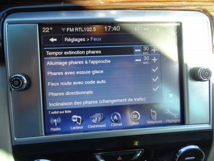 Maserati Quattroporte VI 3.8 V8 530 SPORT GTS AUTOMATIQUE/ DVD Jtes 20 PDC + Camera  bleu métallisé  - 16