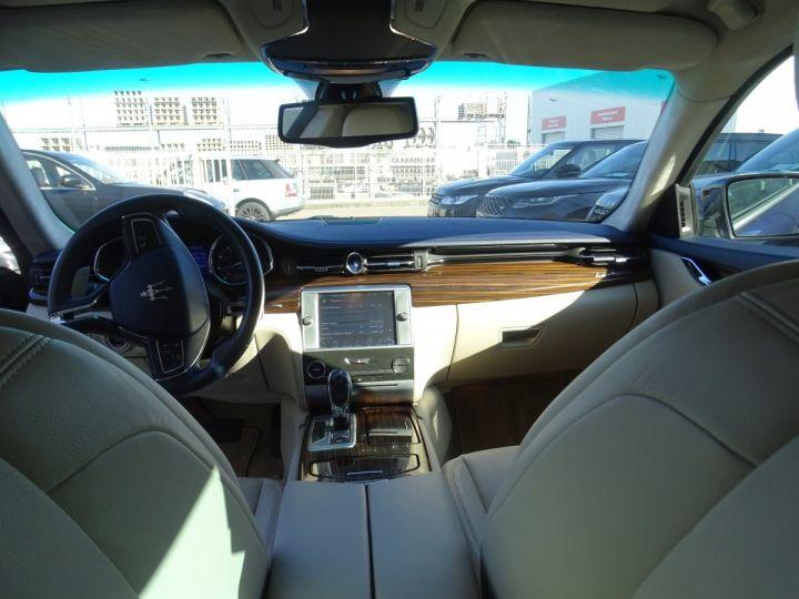 Maserati Quattroporte VI 3.8 V8 530 SPORT GTS AUTOMATIQUE/ DVD Jtes 20 PDC + Camera  bleu métallisé  - 18