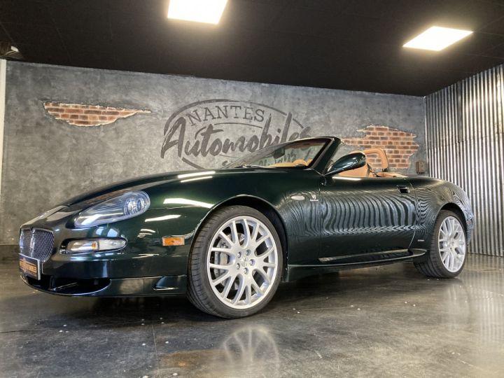 Maserati Spyder GranSport Spyder vert - 2