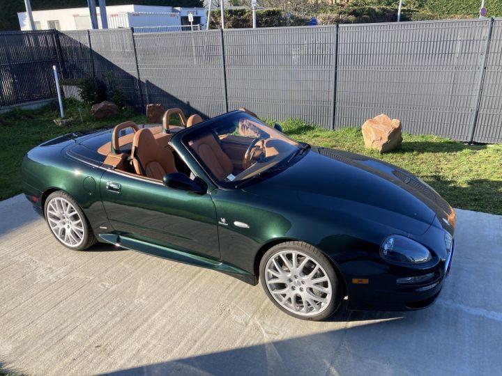 Maserati Spyder GranSport Spyder vert - 6