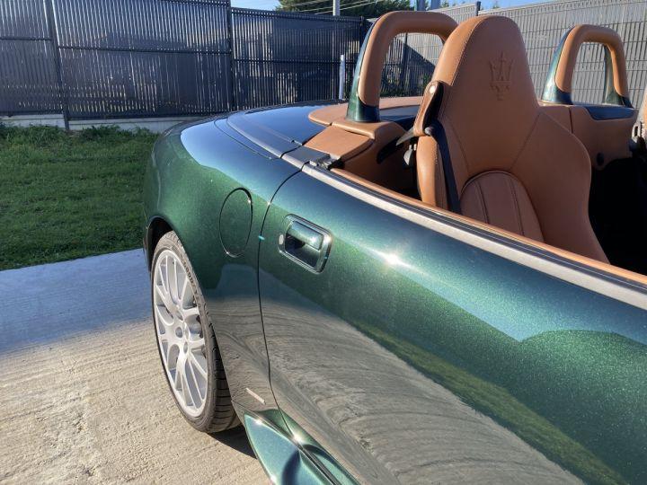 Maserati Spyder GranSport Spyder vert - 11