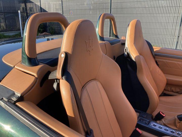 Maserati Spyder GranSport Spyder vert - 16