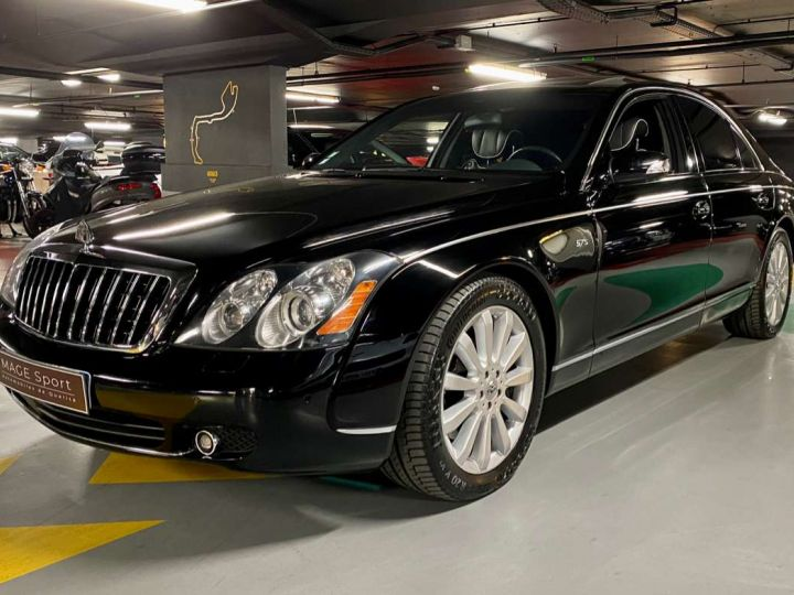 Maybach 57 S Noir Occasion - 1