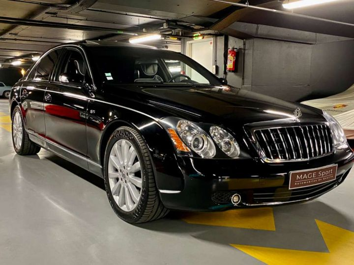 Maybach 57 S Noir Occasion - 2