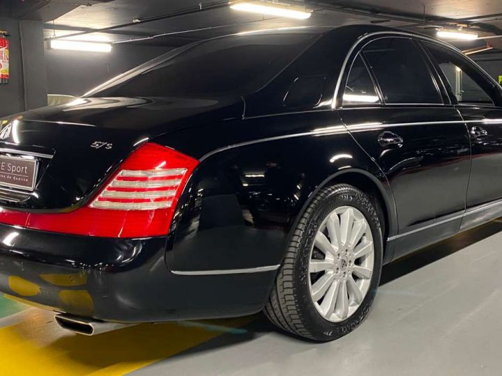 Maybach 57 S Noir Occasion - 4