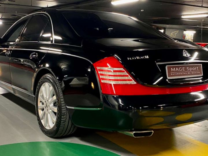 Maybach 57 S Noir Occasion - 6