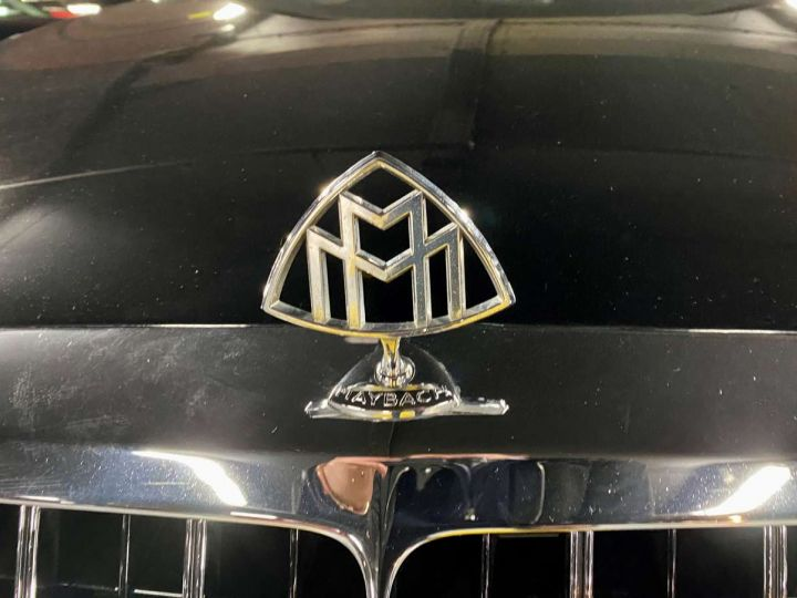 Maybach 57 S Noir Occasion - 8