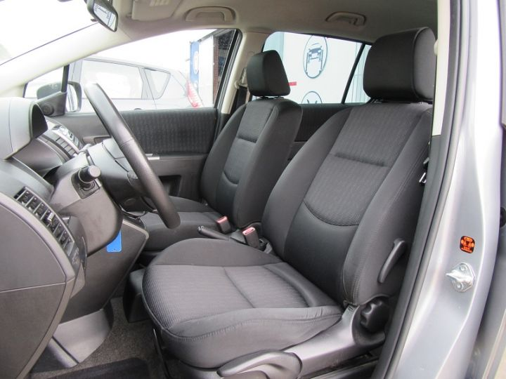 Mazda 5 2.0 MZR-CD110 ELEGANCE 7PL Gris Clair Occasion - 4