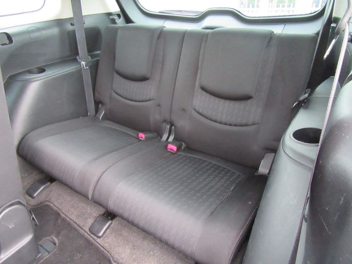 Mazda 5 2.0 MZR-CD110 ELEGANCE 7PL Gris Clair Occasion - 11
