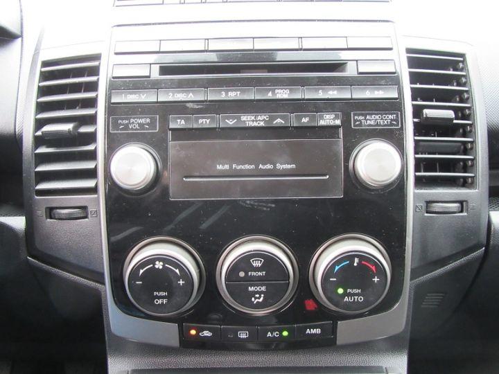 Mazda 5 MAZDA 2.0 MZR-CD110 ELEGANCE 7PL Gris Clair Occasion - 8