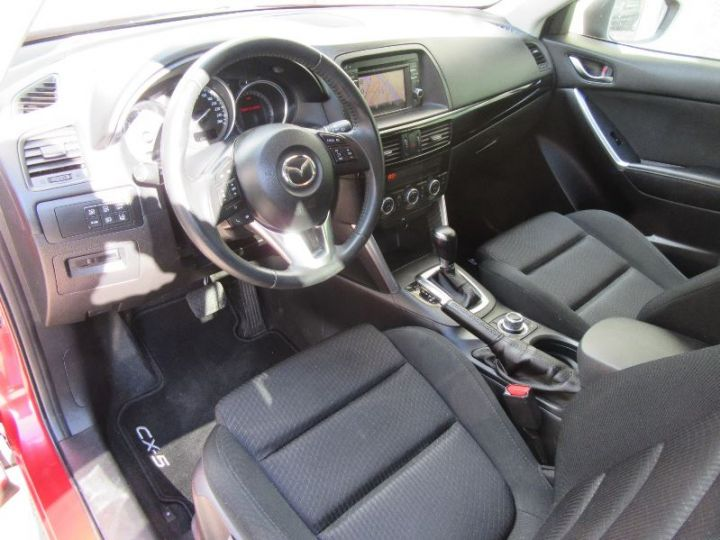 Mazda CX-5 2.2 SKYACTIV-D 150 DYNAMIQUE 4X2 BVA ROUGE Occasion - 2