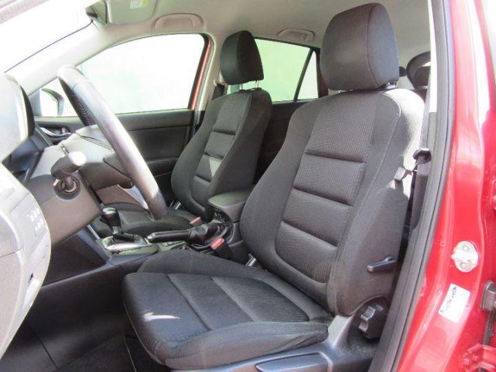 Mazda CX-5 2.2 SKYACTIV-D 150 DYNAMIQUE 4X2 BVA ROUGE Occasion - 4