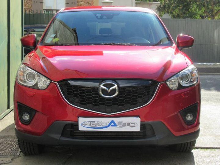 Mazda CX-5 2.2 SKYACTIV-D 150 DYNAMIQUE 4X2 BVA ROUGE Occasion - 6