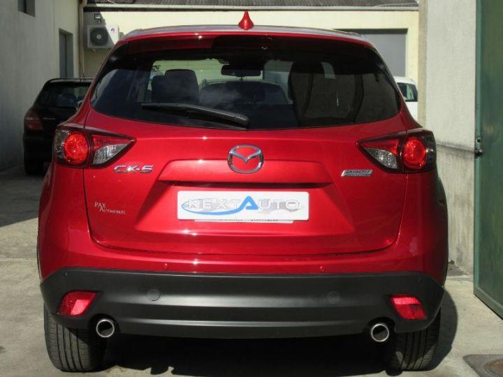 Mazda CX-5 2.2 SKYACTIV-D 150 DYNAMIQUE 4X2 BVA ROUGE Occasion - 7