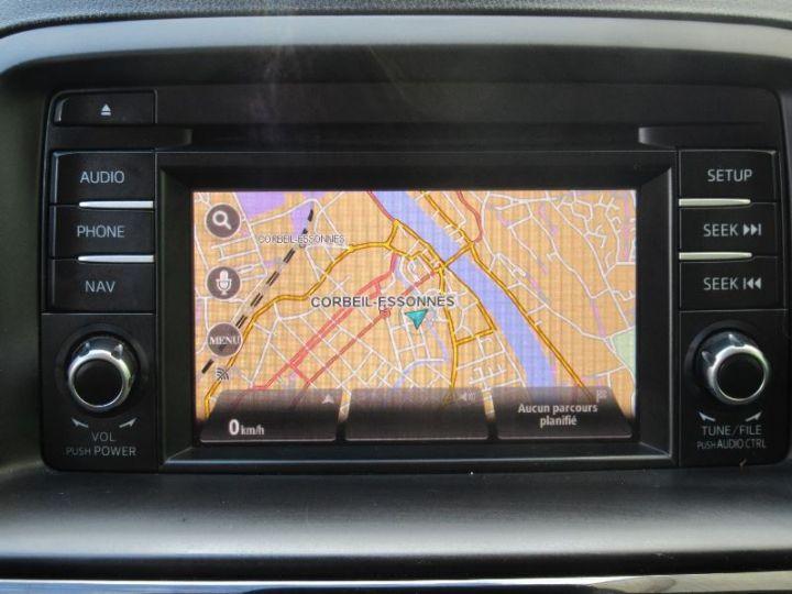 Mazda CX-5 2.2 SKYACTIV-D 150 DYNAMIQUE 4X2 BVA ROUGE Occasion - 11