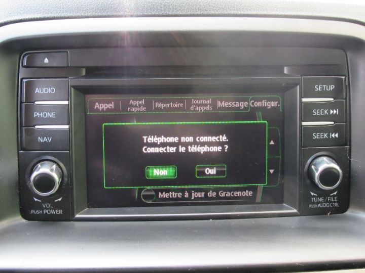 Mazda CX-5 2.2 SKYACTIV-D 150 DYNAMIQUE 4X2 BVA ROUGE Occasion - 16