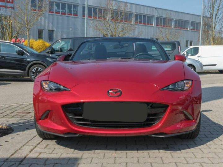 Mazda MX-5 center line  rouge Rubin - 1
