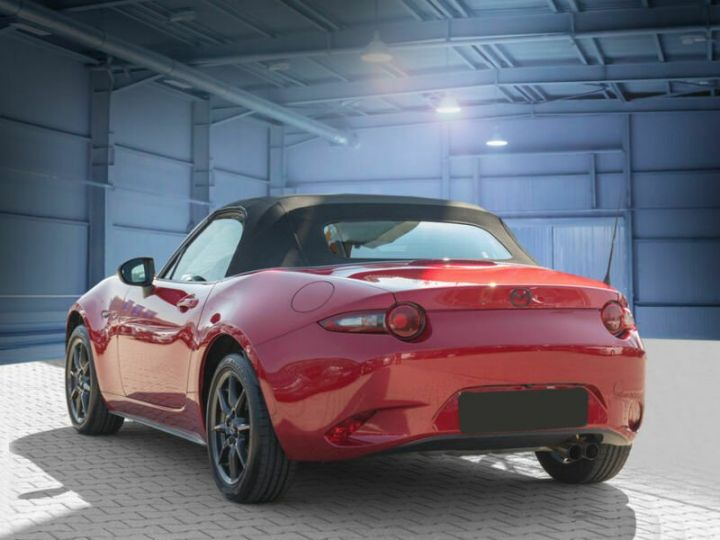 Mazda MX-5 center line  rouge Rubin - 3