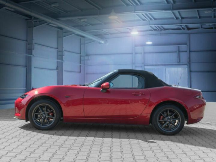 Mazda MX-5 center line  rouge Rubin - 4