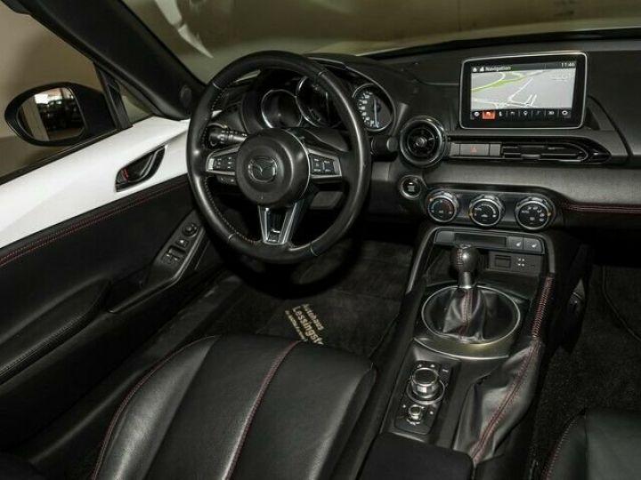 Mazda MX-5 Mazda MX-5 1.5 Sports Line 130cv  blanc - 5