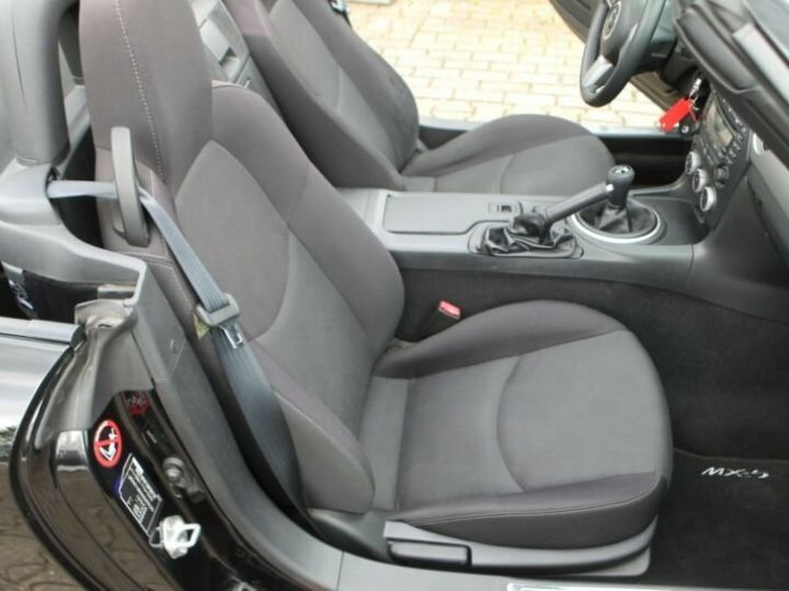 Mazda MX-5 Mazda MX-5 NCFL 1.8/Garantie 12 Mois Noir - 4