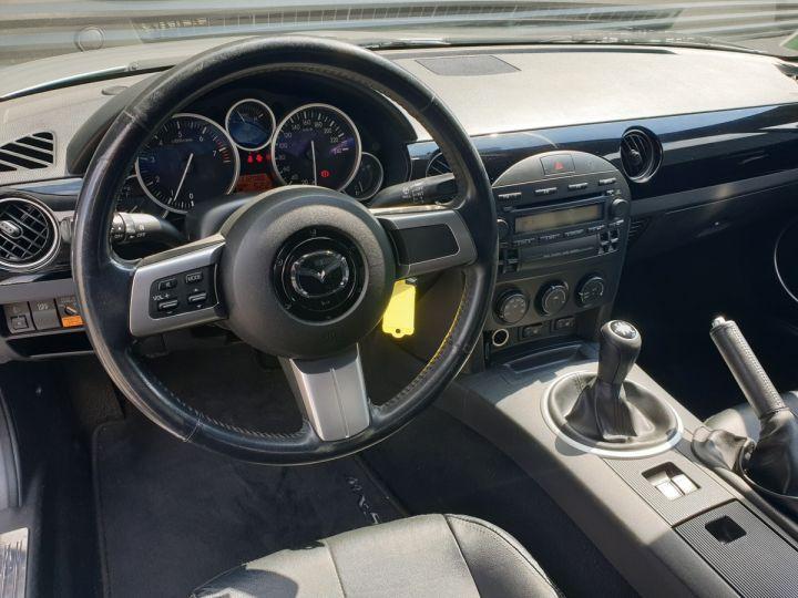 Mazda MX-5 mx5 3 iii roadster 1.8 mzr 125 elegance cuir Gris Occasion - 5