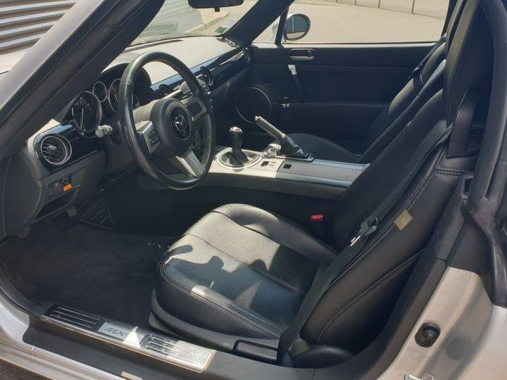 Mazda MX-5 mx5 3 iii roadster 1.8 mzr 125 elegance cuir Gris Occasion - 6