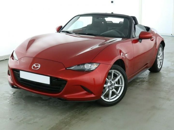 Mazda MX-5 ND 1.5L 131 CV rouge rubis  - 1