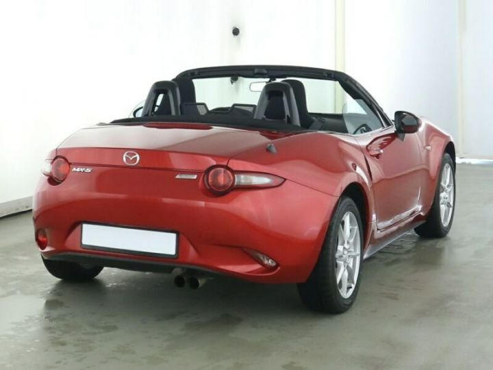 Mazda MX-5 ND 1.5L 131 CV rouge rubis  - 3