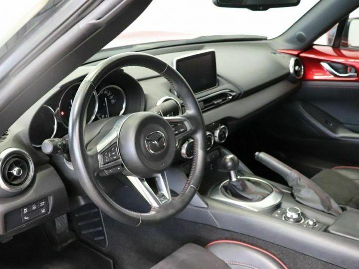 Mazda MX-5 SPORTS-LINE 160 CV RECARO ROUGE RUBIN - 6