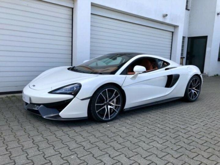 McLaren 570 GT BLANC - 1