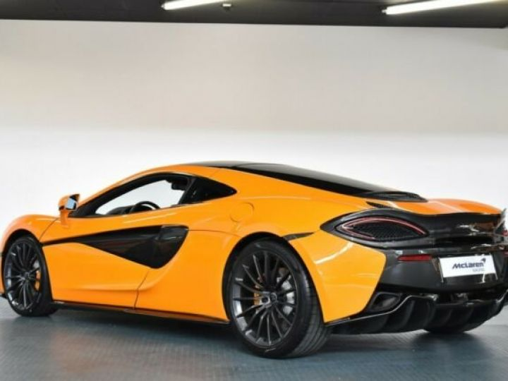 McLaren 570GT Mc Laren Orange - 2