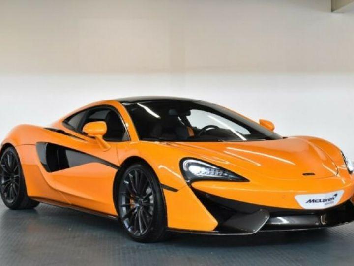 McLaren 570GT Mc Laren Orange - 6