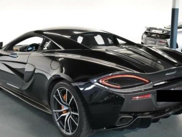 McLaren 570S Onyx Black - 4
