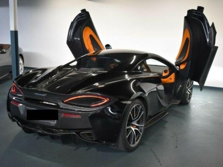 McLaren 570S Onyx Black - 11