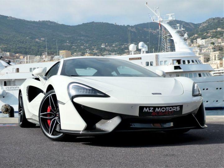 McLaren 570s 3.8 V8 Blanc Vendu - 6