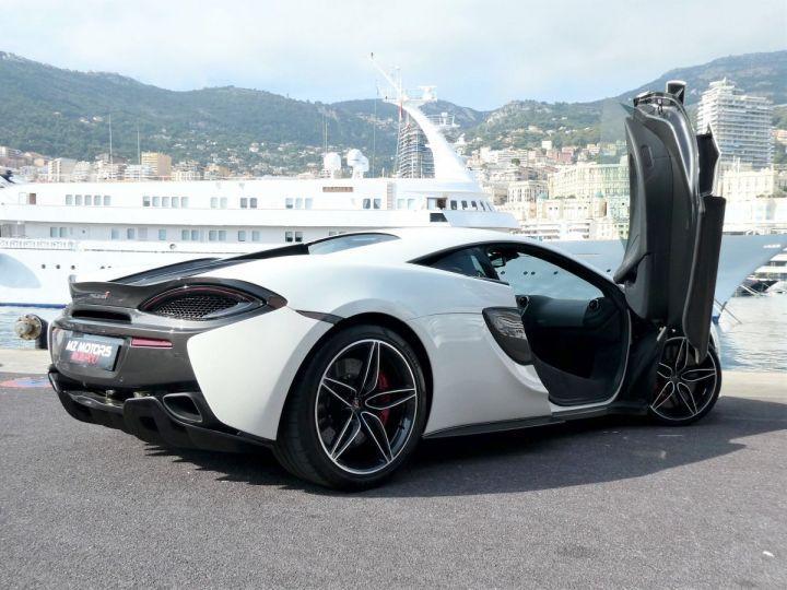 McLaren 570s 3.8 V8 Blanc Vendu - 11