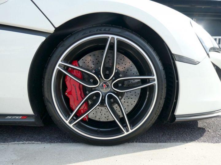 McLaren 570s 3.8 V8 Blanc Vendu - 15